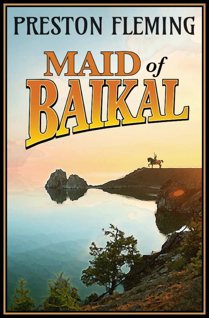 Maid of Baikal Cover Art